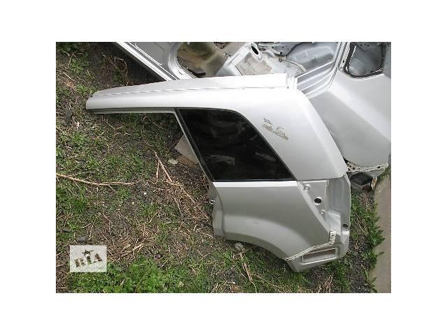 бу б/у Детали кузова Крыло заднее Легковой Suzuki Grand Vitara (5d) 2007 в Луцке