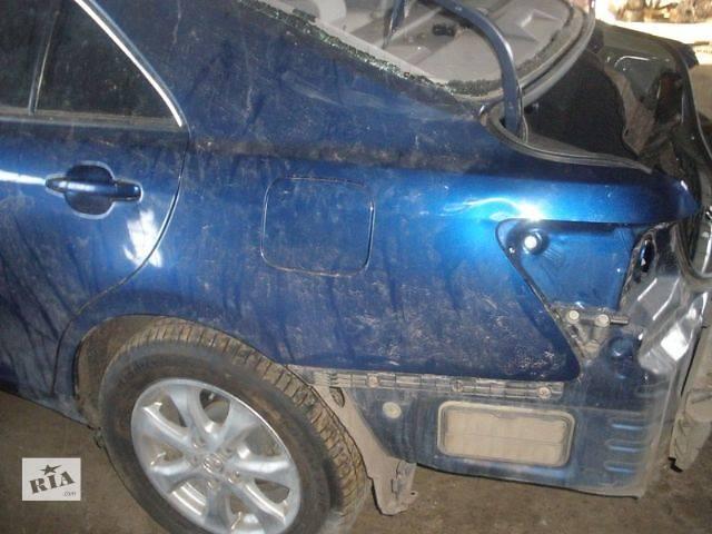 бу б/у Детали кузова Крыло заднее Легковой Toyota Camry Седан 2008 в Луцке