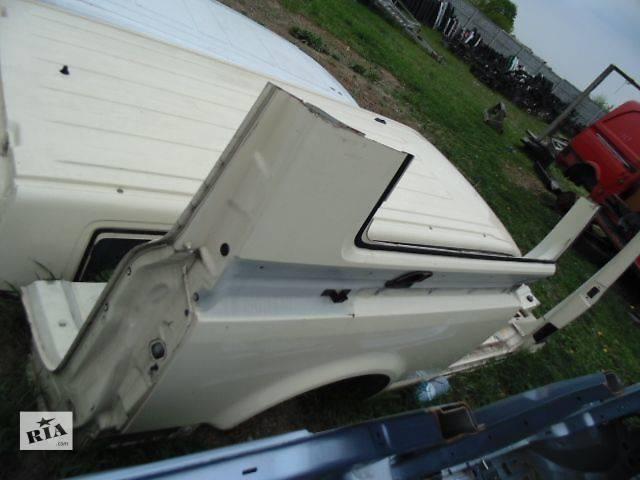купить бу б/у Детали кузова Крыло заднее Легковой Volkswagen T5 (Transporter) 2010 в Ковеле