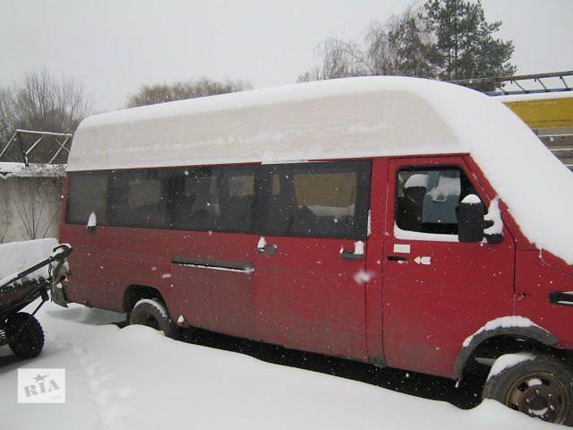 Б/у Детали кузова Крыша Автобусы Iveco TurboDaily пасс. 1998- объявление о продаже  в Житомире