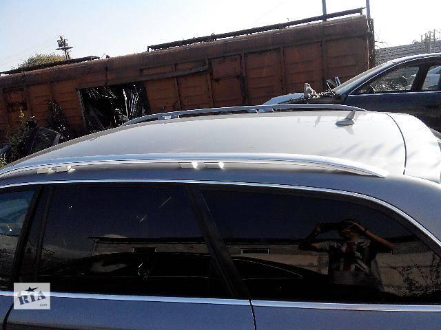 продам б/у Детали кузова Крыша Легковой Audi A6 Allroad 2006 бу в Львове