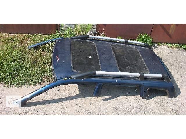 бу б/у Детали кузова Крыша Легковой Mitsubishi Outlander 2005 в Луцке