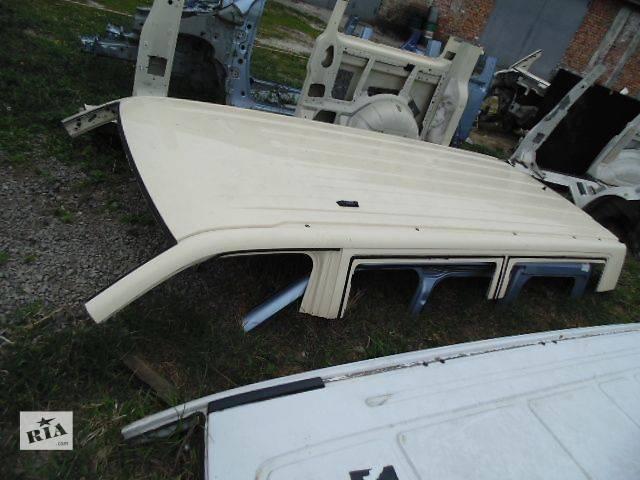 б/у Детали кузова Крыша Легковой Volkswagen T5 (Transporter) 2010- объявление о продаже  в Ковеле