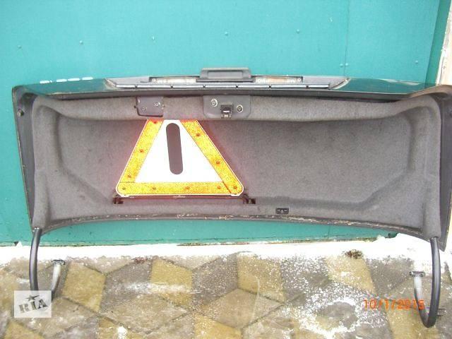 бу б/у Детали кузова крышка багажника Легковой Mercedes S 140 1998 в Виннице