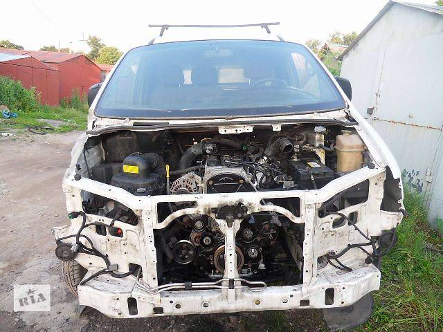 продам б/у Детали кузова Кузов Грузовики Hyundai H 1 Минивен бу в Виннице