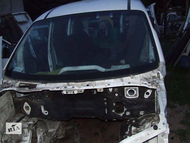 продам б/у Детали кузова Кузов Легковой Hyundai H 1 2004 бу в Тернополе