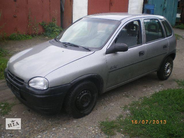 бу б/у Детали кузова Кузов Легковой Хэтчбек Opel Corsa в Умани
