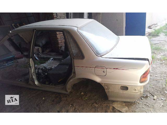 продам б/у Детали кузова Кузов Легковой Mitsubishi Galant Седан 1989 бу в Одессе