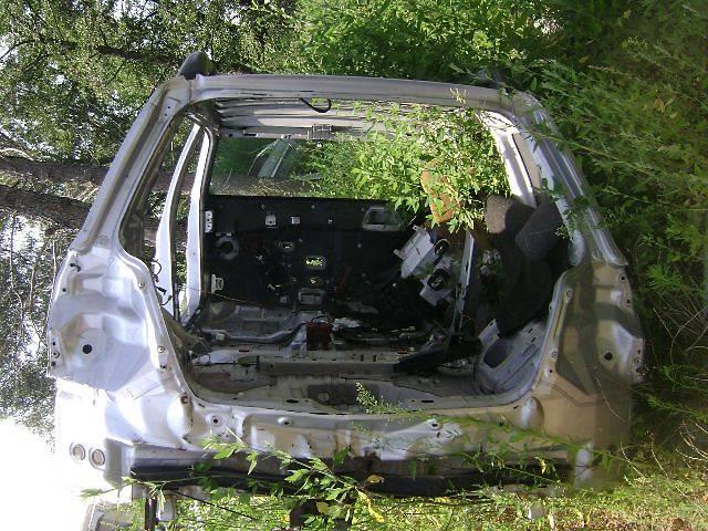 бу б/у Детали кузова Четверть автомобиля Легковой Mitsubishi Outlander Кроссовер 2005 в Киеве