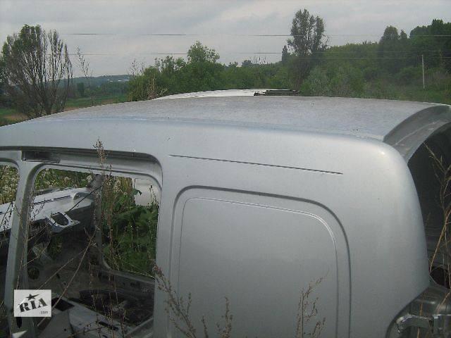 продам б/у Детали кузова Кузов Легковой Renault Kangoo 2002 бу в Тернополе