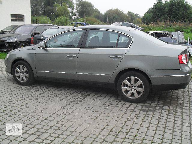 бу б/у Детали кузова Кузов Легковой Volkswagen B6 Седан 2008 в Пустомытах (Львовской обл.)