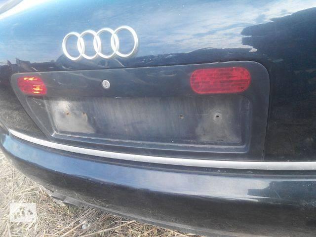купить бу б/у Детали кузова Легковой Audi 2002Рамка кришки багажнака Audi A6 C5 ресталінг 2002 р.в. в Львове