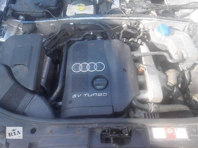 продам б/у Детали двигателя Двигун AWT 1.8T  механіка Легковой Audi A6 2002 бу в Львове