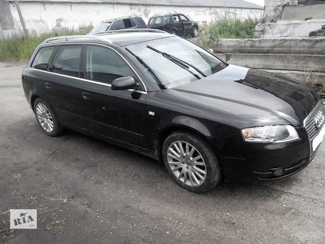 бу б/у Детали кузова Легковой Audi A4 Универсал 2005 в Львове