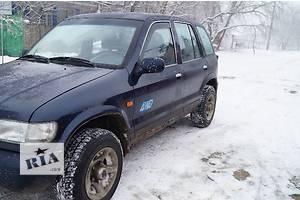 б/у Запчасти Kia Sportage