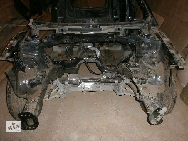 бу б/у Детали кузова Лонжерон Легковой Volkswagen Passat Универсал 2007 в Виннице