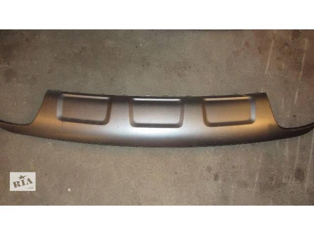 продам Накладка заднего бампера для Hyundai Santa FE 2011 бу в Виннице