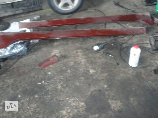 купить бу б/у Детали кузова Накладка порога Легковой Mazda 6 Седан 2009 в Луцке