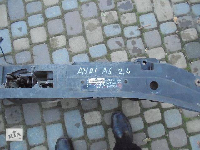 бу б/у Детали кузова Панель передняя Легковой Audi A6 2.4бензин Седан 1999 в Львове
