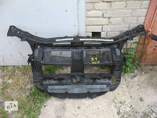 купить бу б/у Детали кузова Панель передняя Легковой BMW X1 в Луцке