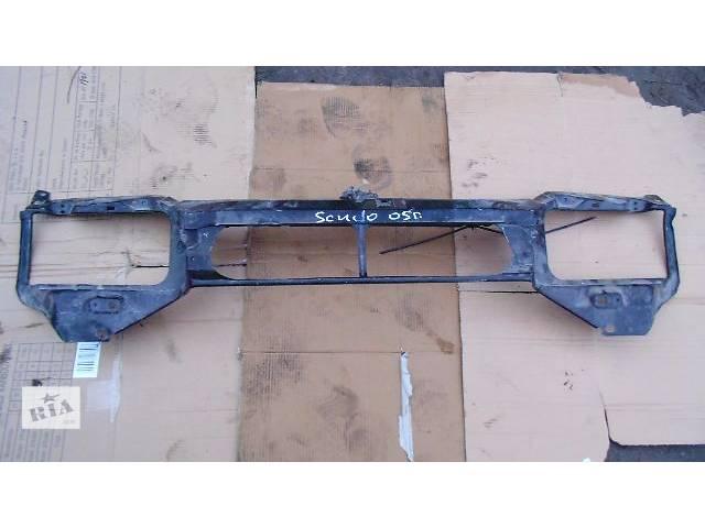 купить бу б/у Детали кузова Панель передняя Легковой Fiat Scudo Ecspert 2005 в Ковеле