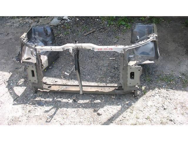 продам б/у Детали кузова Панель передняя Легковой Toyota Avensis 2006 бу в Луцке