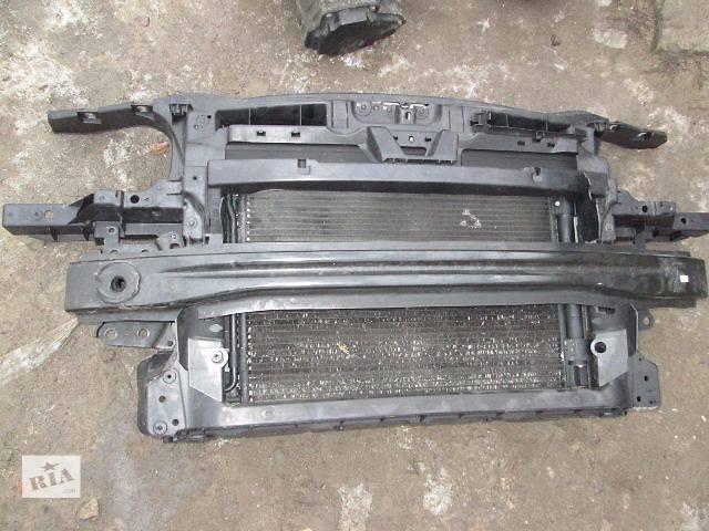 купить бу б/у Детали кузова Панель передняя Легковой Volkswagen Caddy 2007 в Ковеле