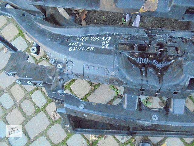 б/у Детали кузова Панель передняя Легковой Volkswagen Polo 5D Хэтчбек 2004- объявление о продаже  в Львове