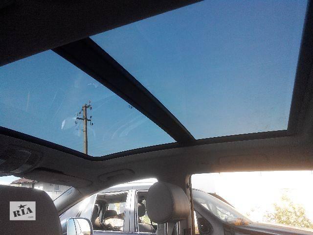 бу б/у Детали кузова панорамная крыша Легковой Audi Q7 в Львове