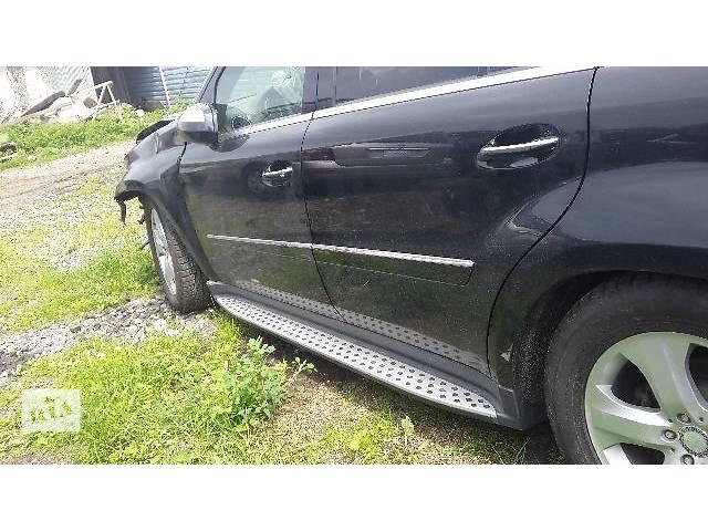 продам б/у Детали кузова Подножка Легковой Mercedes GL-Class бу в Львове