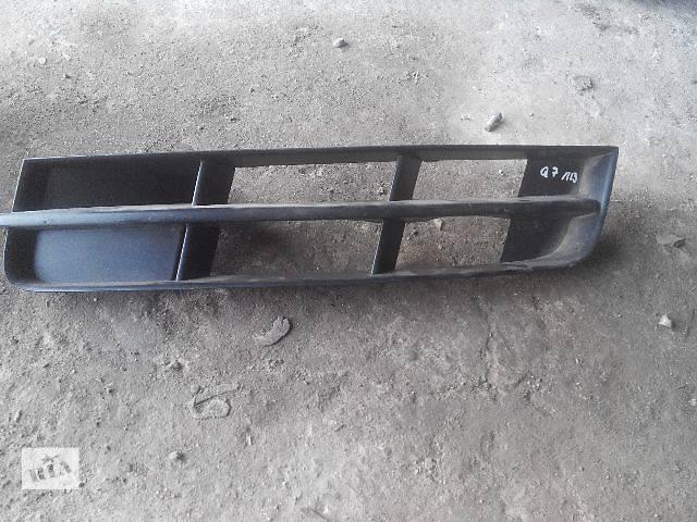 продам б/у Детали кузова Решетка бампера ауди Q7 4l0807681b с2010-2015 Легковой Audi Q7 2010 бу в Львове