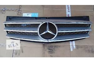 б/у Решётки бампера Mercedes Viano груз.