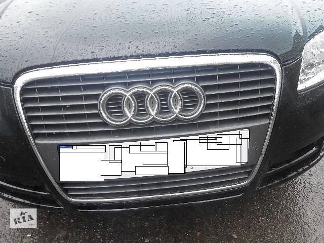 б/у Детали кузова Решётка радиатора Легковой Audi A4 2005- объявление о продаже  в Львове