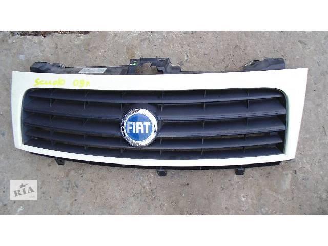 б/у Детали кузова Решётка радиатора Легковой Fiat Scudo 2009- объявление о продаже  в Ковеле