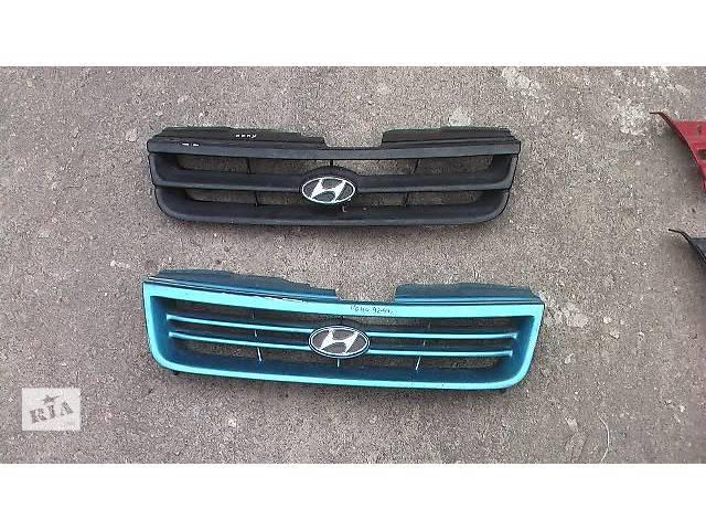 продам б/у Детали кузова Решётка радиатора Легковой Hyundai Pony бу в Сумах
