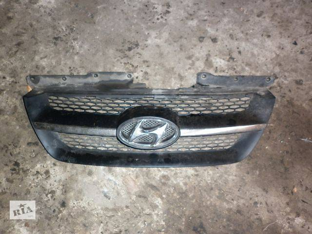 купить бу б/у Детали кузова Решётка радиатора Легковой Hyundai Sonata Седан 2007 в Луцке