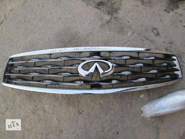 б/у Детали кузова Решётка радиатора Легковой Infiniti FX 2011- объявление о продаже  в Ковеле