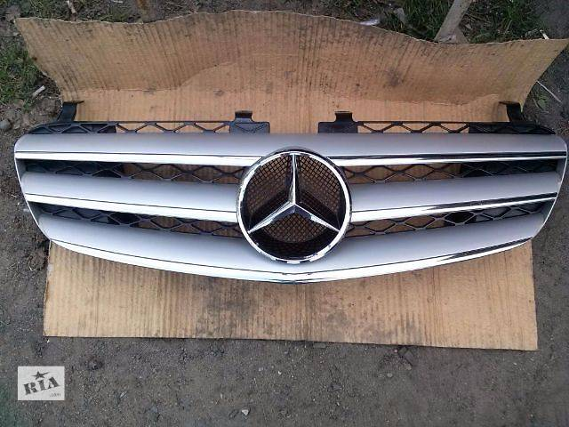 б/у Детали кузова Решётка радиатора Легковой Mercedes R-Class- объявление о продаже  в Киеве