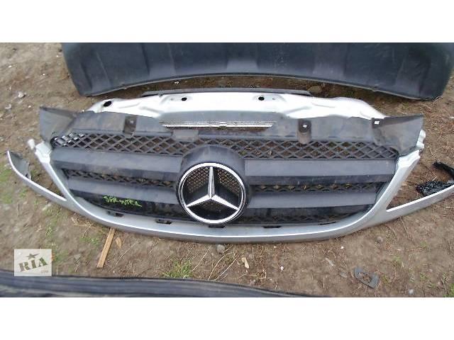 купить бу б/у Детали кузова Решётка радиатора Легковой Mercedes Sprinter 2008 в Ковеле