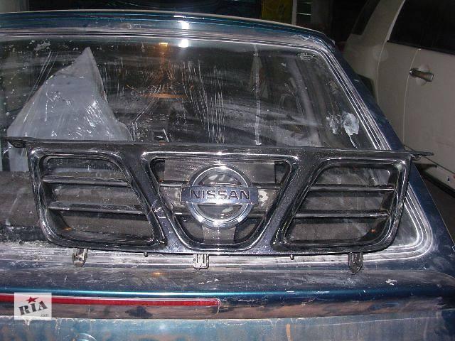 купить бу б/у Детали кузова Решётка радиатора Легковой Nissan X-Trail в Киеве