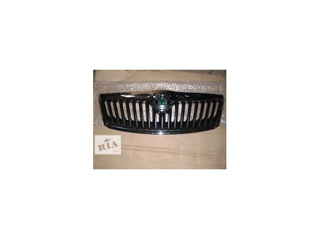 б/у Детали кузова Решётка радиатора Легковой Skoda Octavia A5 2012- объявление о продаже  в Полтаве