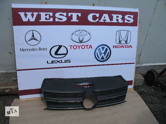 бу б/у Детали кузова Решётка радиатора Легковой Volkswagen Amarok в Луцке