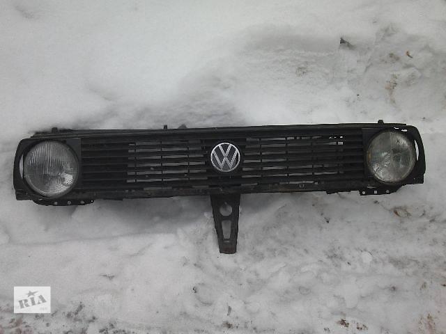 Телевизор, решётка радиатора Volkswagen Golf II- объявление о продаже  в Житомире