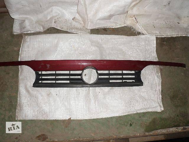 б/у Детали кузова Решётка радиатора Легковой Volkswagen Golf IIІ- объявление о продаже  в Полтаве