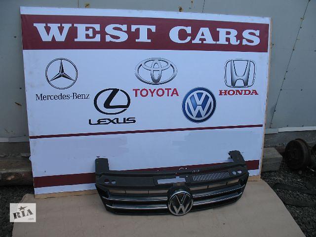 продам б/у Детали кузова Решётка радиатора Легковой Volkswagen Sharan 2010 бу в Луцке