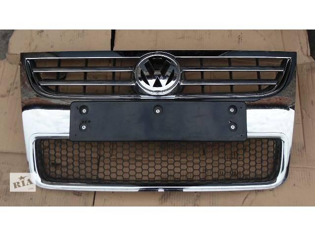 купить бу б/у Детали кузова Решётка радиатора Легковой Volkswagen Touareg 2008 в Ковеле