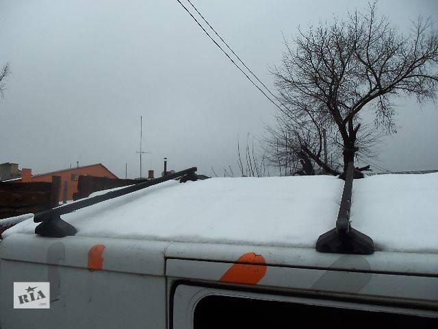 бу б/у Детали кузова Рейлинг крыши Легковой Renault Trafic Грузовой Минивен 2004 в Ковеле