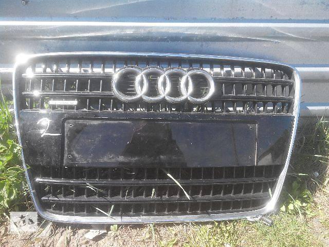 продам б/у Детали кузова Ришітка радіатора для Audi Q7 4l0853651a Легковой Audi Q7 2008 бу в Львове