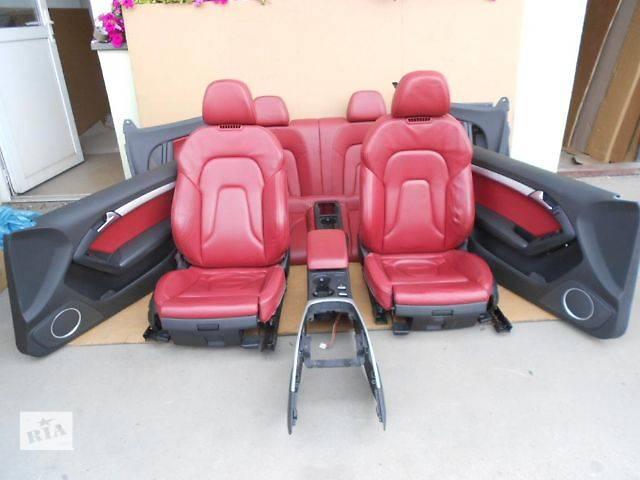 купить бу б/у Детали кузова Салон Легковой Audi A5 в Киеве