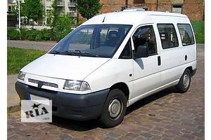 б/у Стекло лобовое/ветровое Fiat Scudo